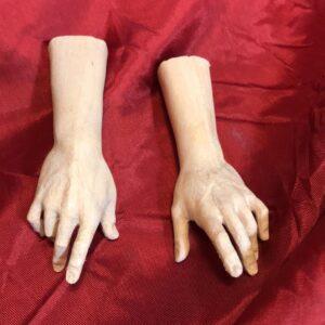 mani legno wood