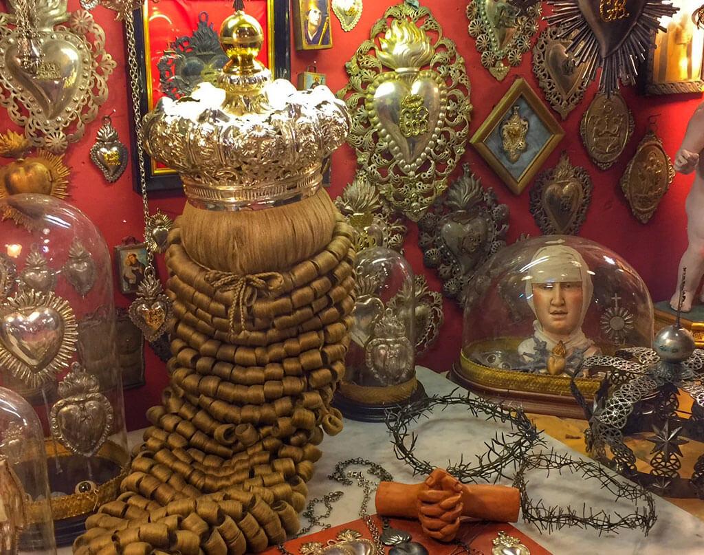 Prodotti di arte sacra napoletana