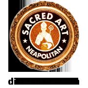 Logo Fabio Paolella Sacred Art in via Anticaglia